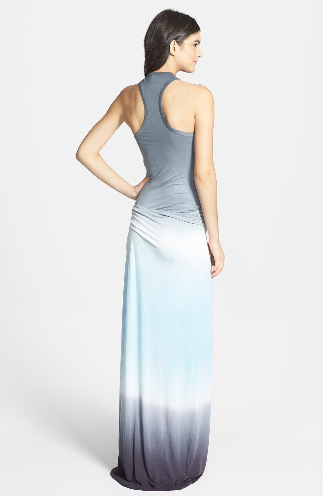 Alternate Image 2  - Young, Fabulous & Broke 'Hamptons' Racerback Maxi Dress