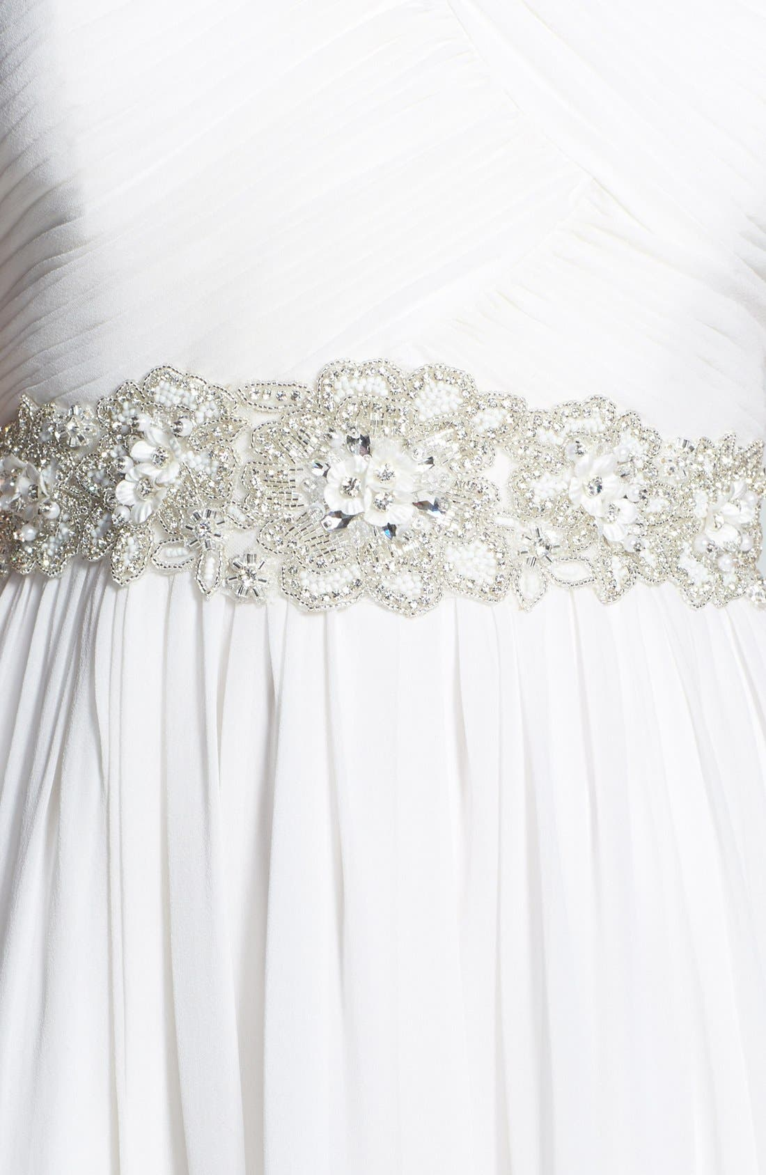 Alternate Image 2  - James Clifford Collection Beaded Belt