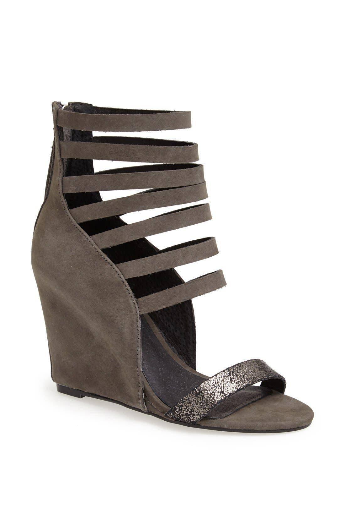 Alternate Image 1 Selected - Matisse 'Kindred' Suede Sandal