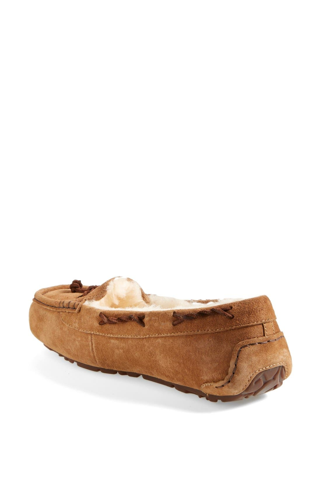 Brett Slipper,                             Alternate thumbnail 2, color,                             Chestnut/ Chocolate