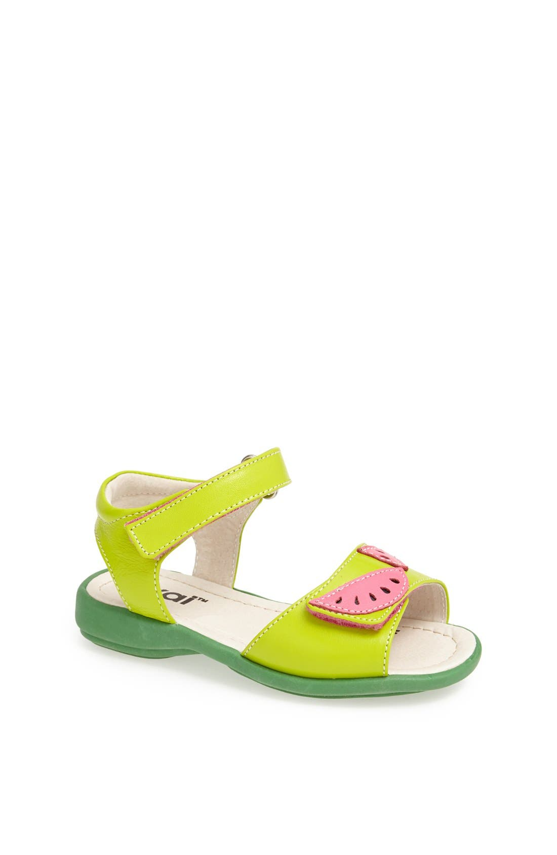 Alternate Image 1 Selected - See Kai Run 'Alexis' Sandal (Toddler & Little Kid)