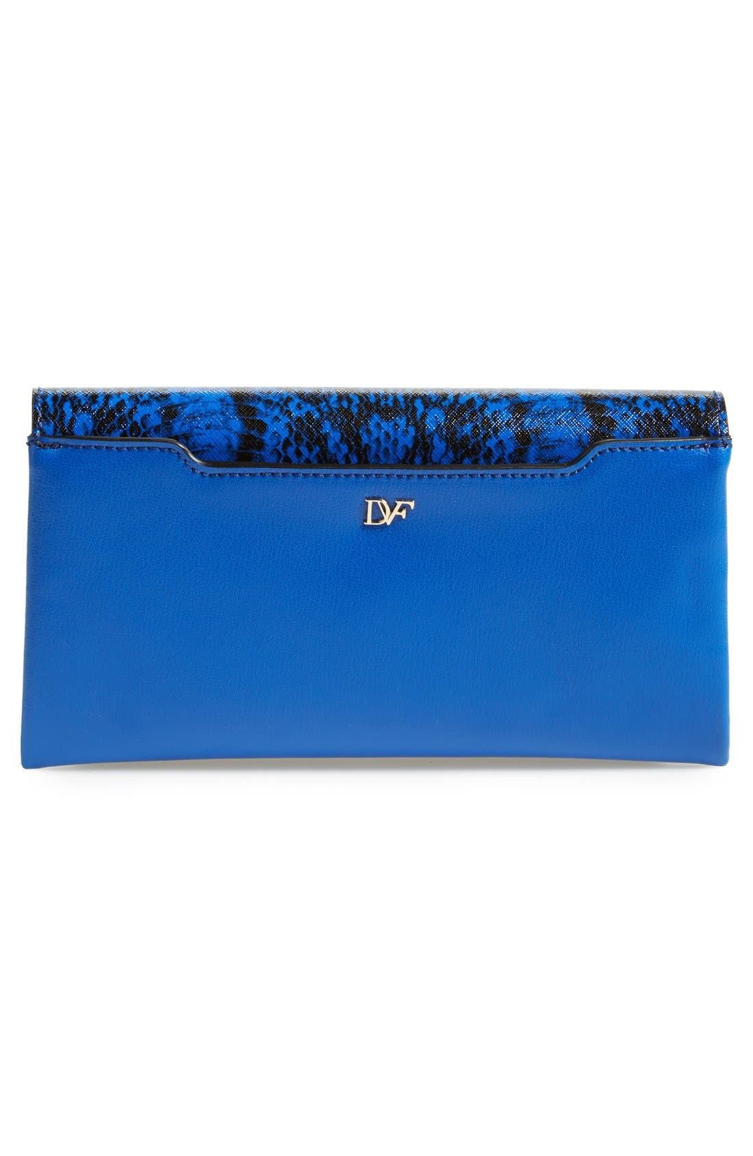 Alternate Image 4  - Diane Von Furstenberg '440' Envelope Clutch