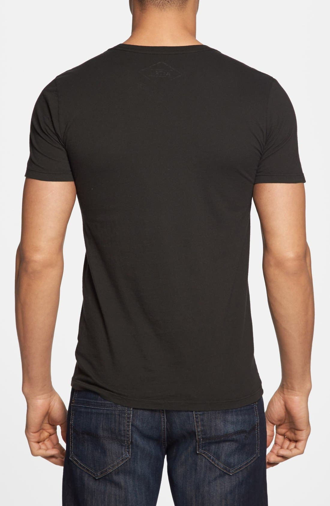 Alternate Image 2  - Altru 'LIFE Nebula' T-Shirt