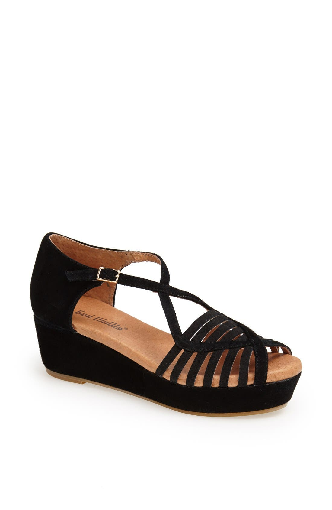 Alternate Image 1 Selected - Gee WaWa 'Doris' Sandal