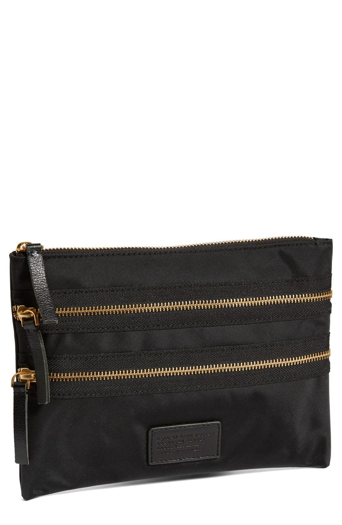 Main Image - MARC BY MARC JACOBS 'Domo Arigato' Zip Pouch