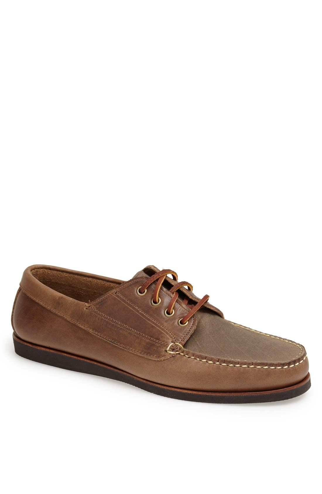 Alternate Image 1 Selected - Eastland Made in Maine 'Falmouth USA' Boat Shoe