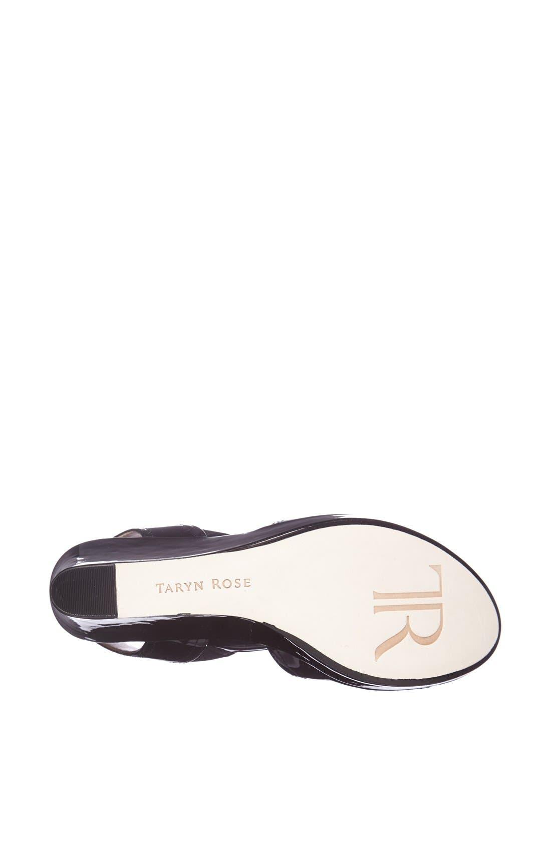 Alternate Image 4  - Taryn Rose 'Sinai' Wedge Sandal