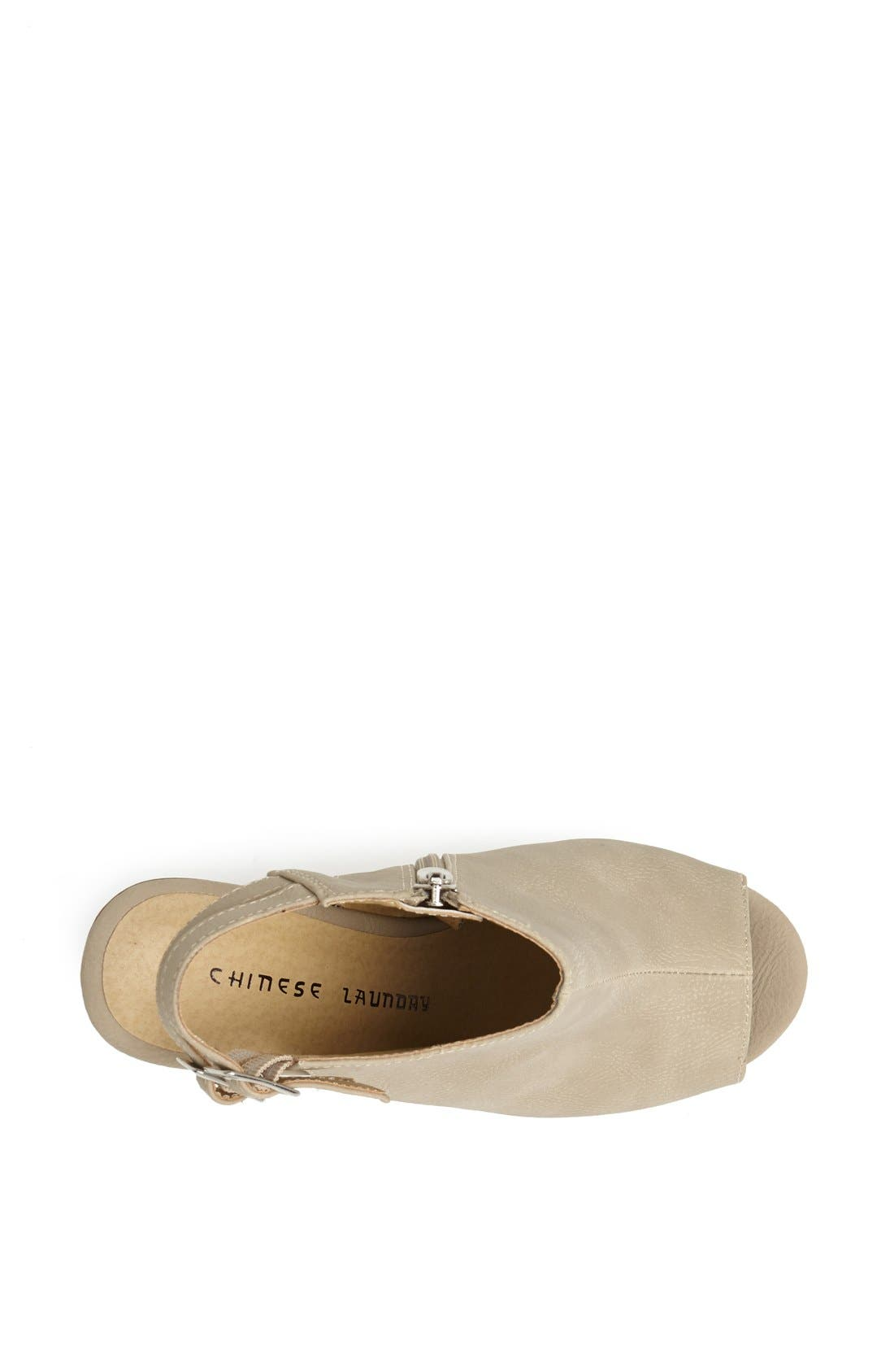 Alternate Image 3  - Chinese Laundry 'Jeepers' Wedge Sandal