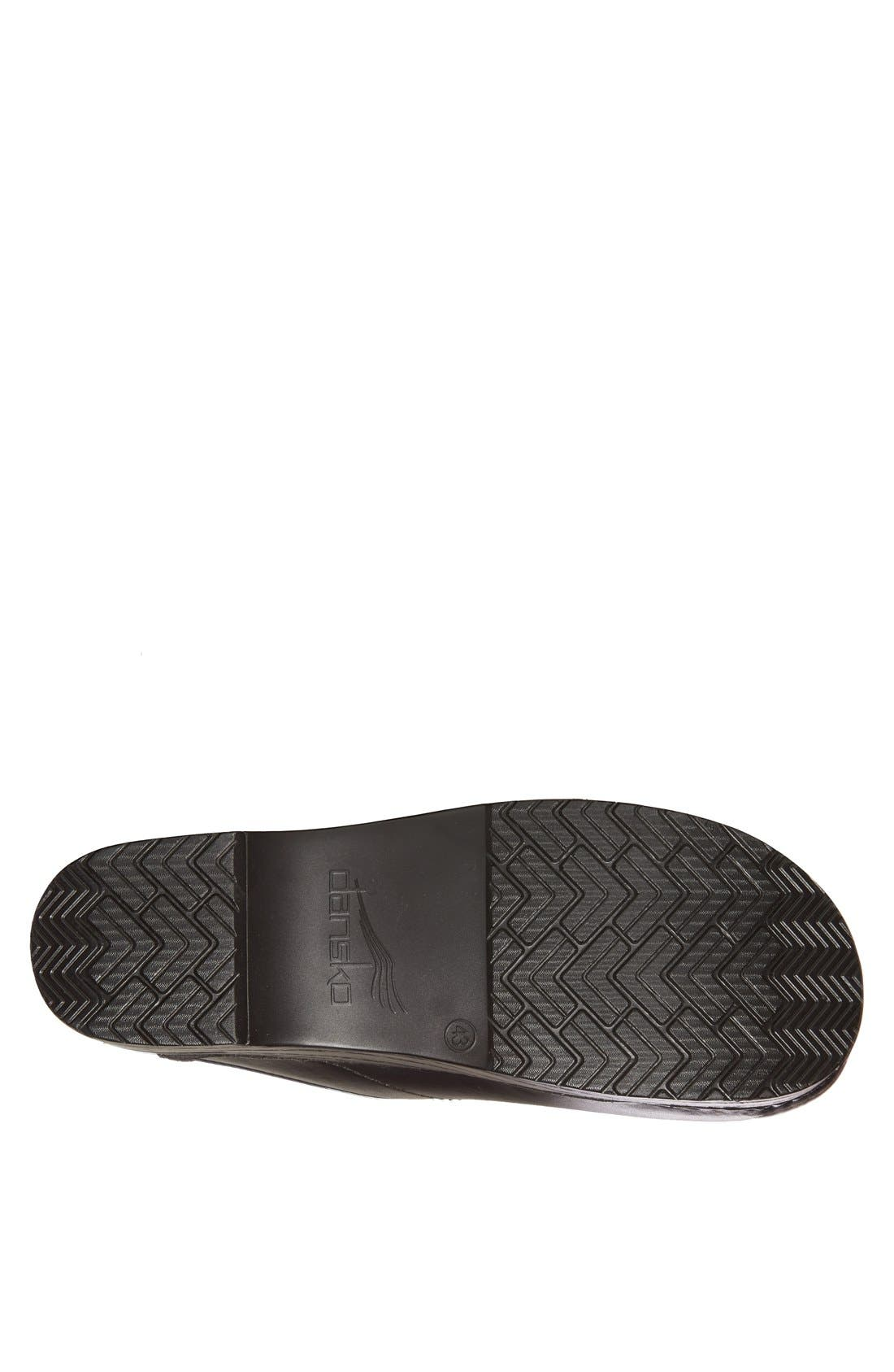 'Karl' Slip-On,                             Alternate thumbnail 4, color,                             Black Box