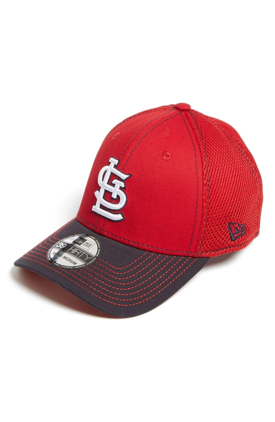 Main Image - New Era Cap '2Tone Neo - St. Louis Cardinals' Baseball Cap
