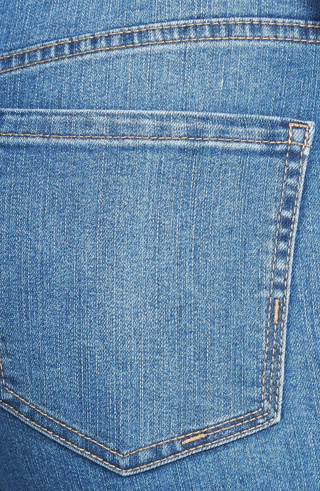 Alternate Image 3  - Liverpool Jeans Company 'Sadie' Straight Leg Stretch Jeans