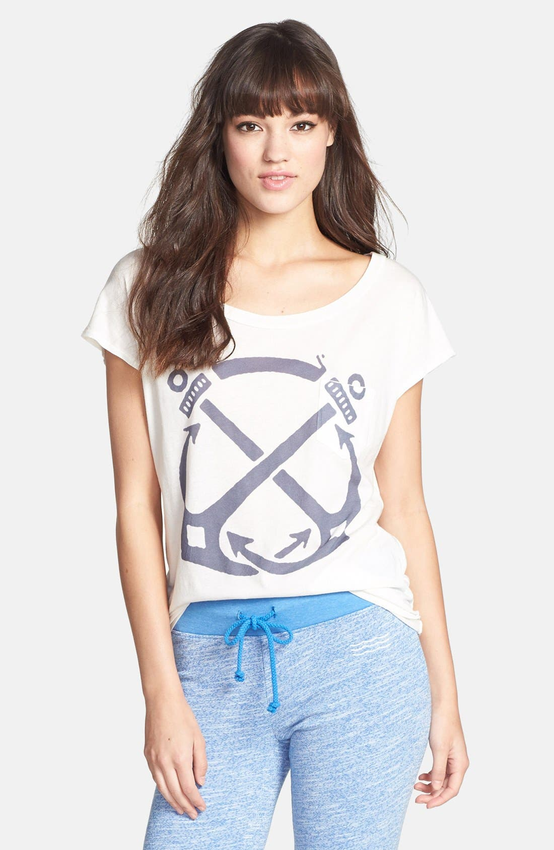 Main Image - Sol Angeles 'Anchors' Graphic Tee