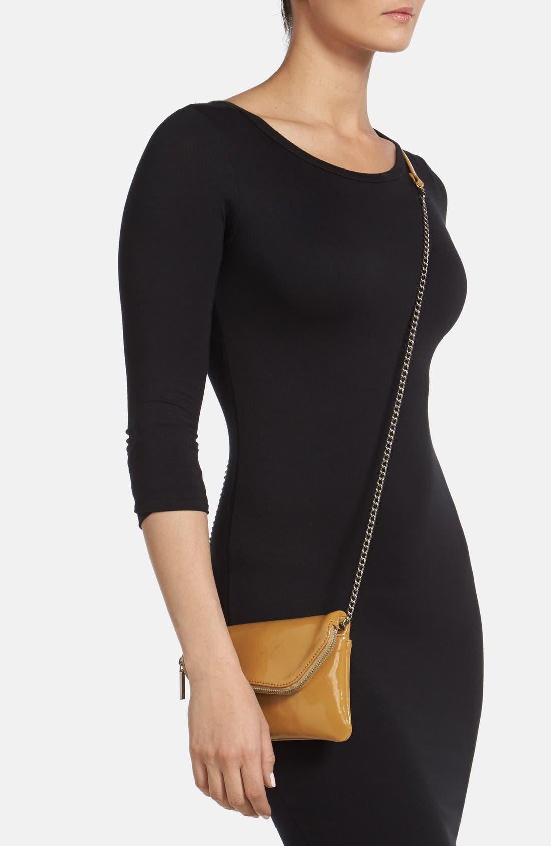 Alternate Image 2  - Hobo 'Daria' Patent Leather Crossbody