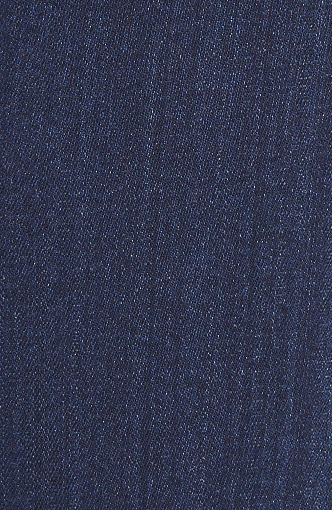 Denim 'Skyline' Skinny Jeans,                             Alternate thumbnail 3, color,                             Nottingham
