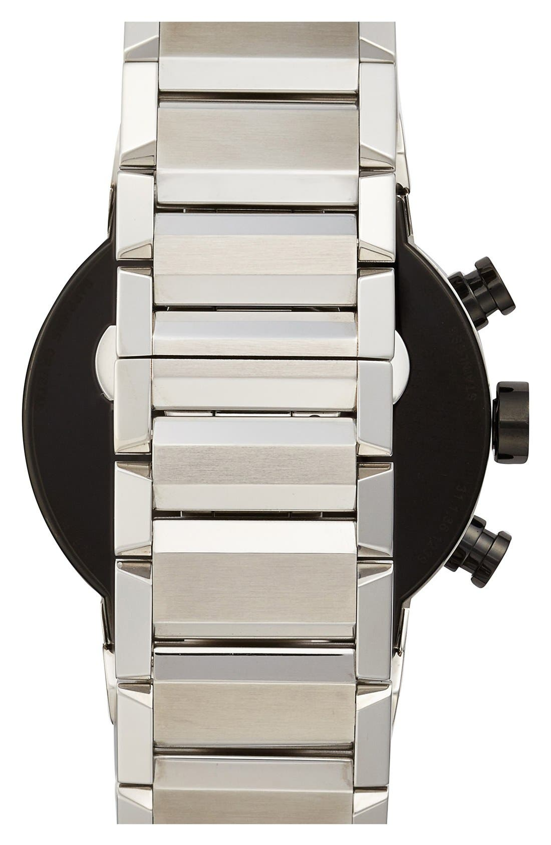 Alternate Image 2  - Movado 'Sapphire Synergy' Chronograph Bracelet Watch, 42mm