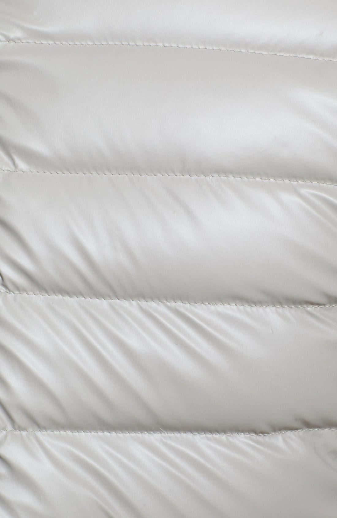Alternate Image 3  - Armani Collezioni Quilted Down Puffer Coat