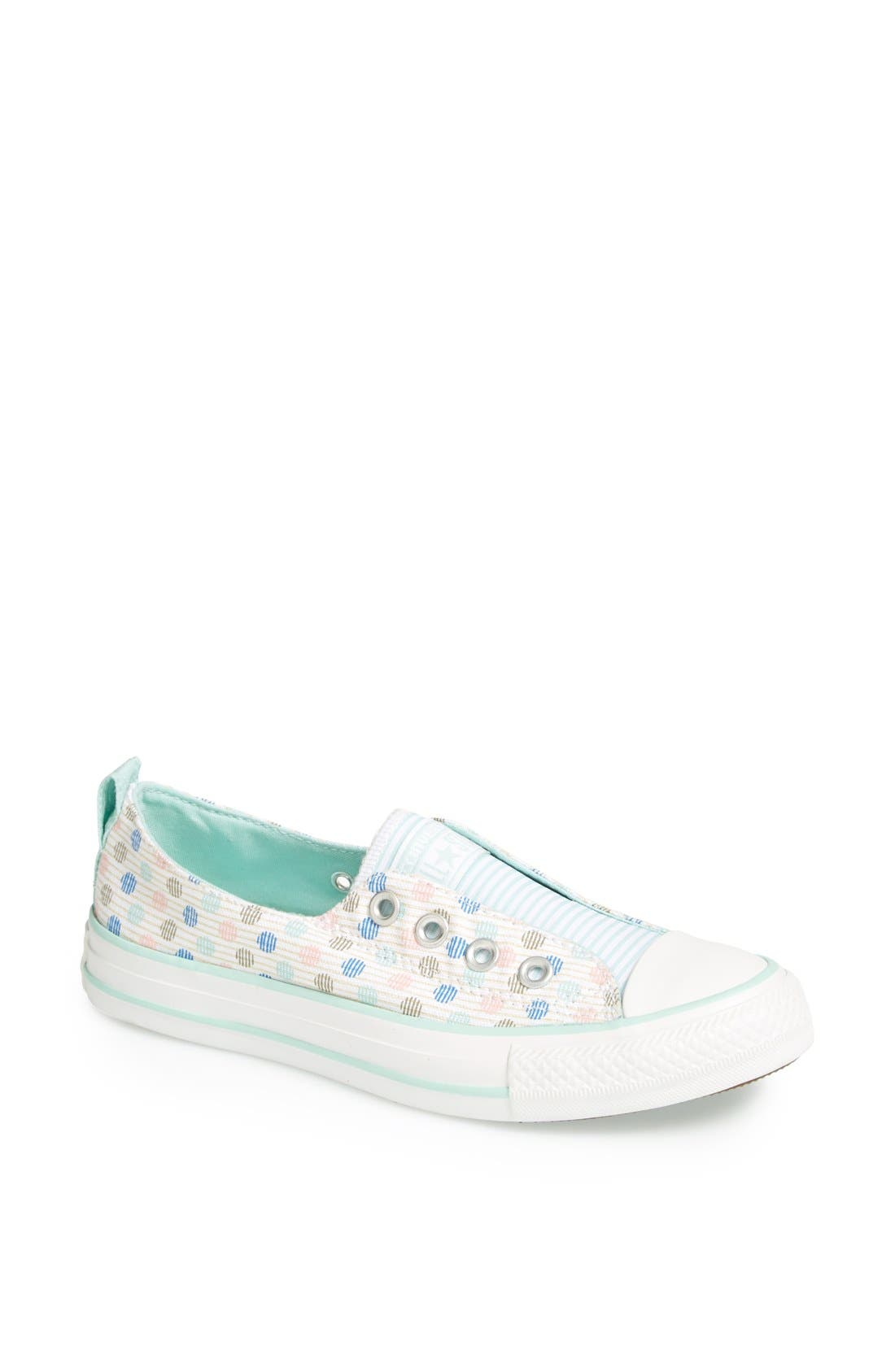 Alternate Image 1 Selected - Converse Chuck Taylor® All Star® Polka Dot Sneaker