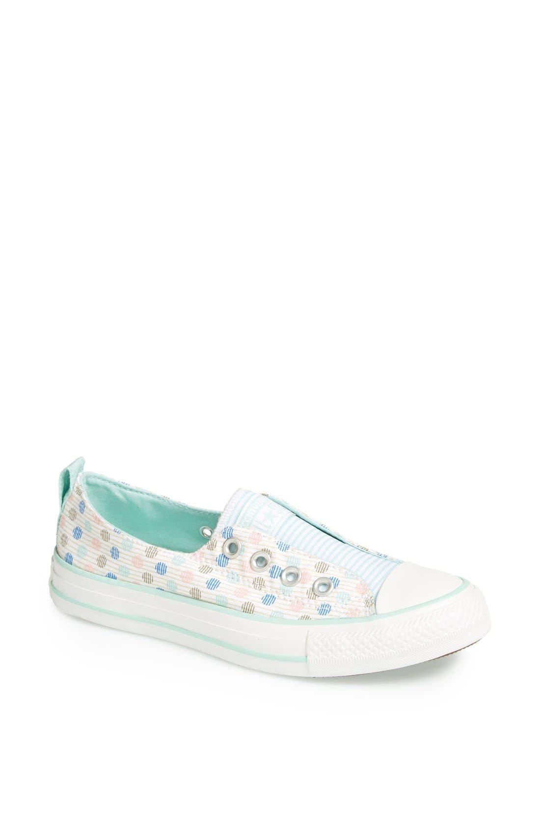 Main Image - Converse Chuck Taylor® All Star® Polka Dot Sneaker