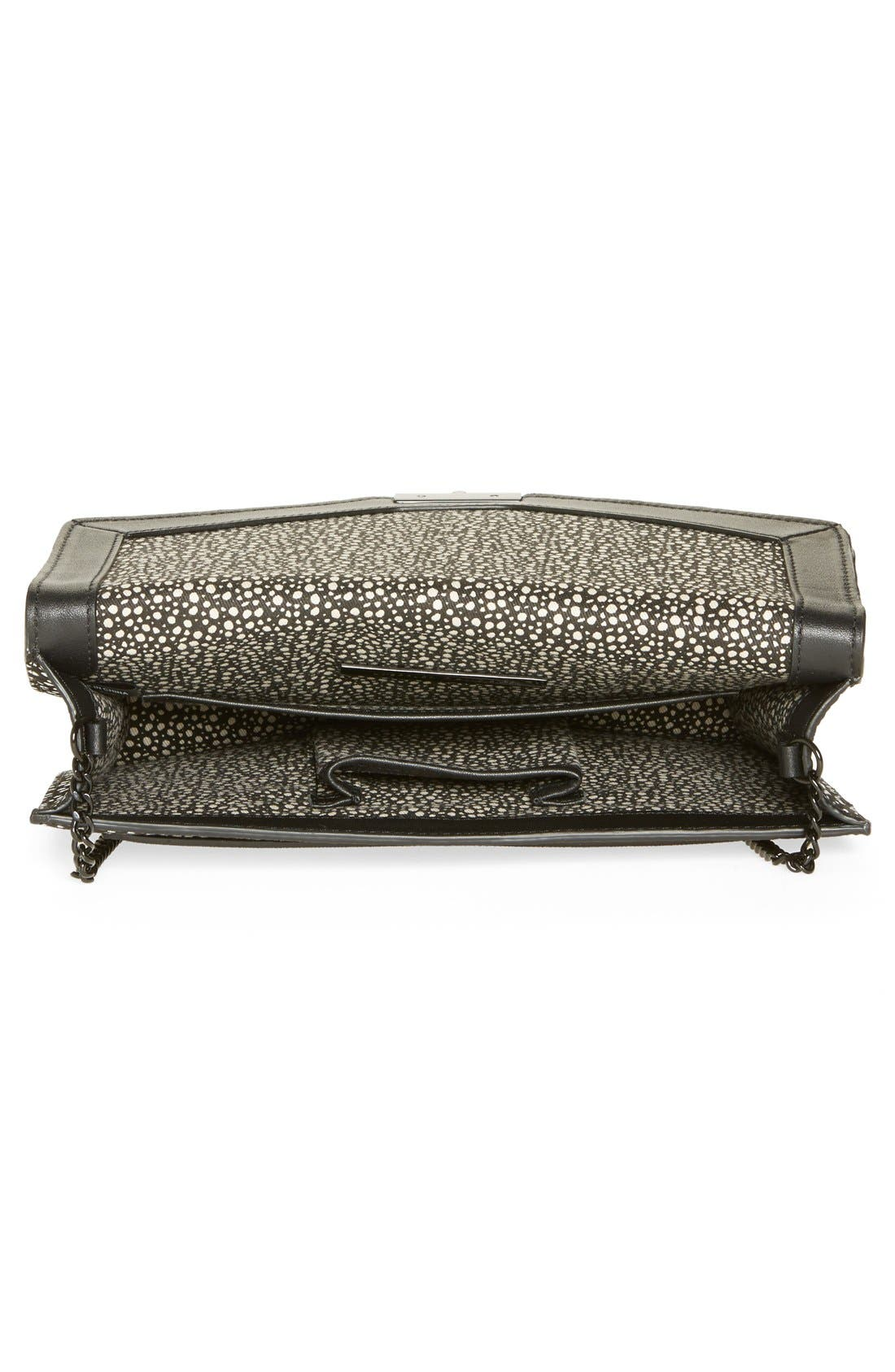 Alternate Image 4  - Loeffler Randall 'Rider' Clutch