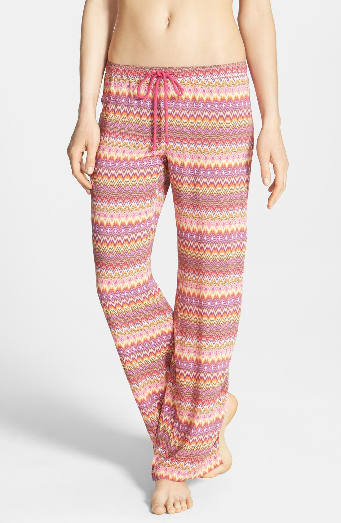 Alternate Image 1 Selected - PJ Salvage 'Challe Chic' Pants (Nordstrom Exclusive)