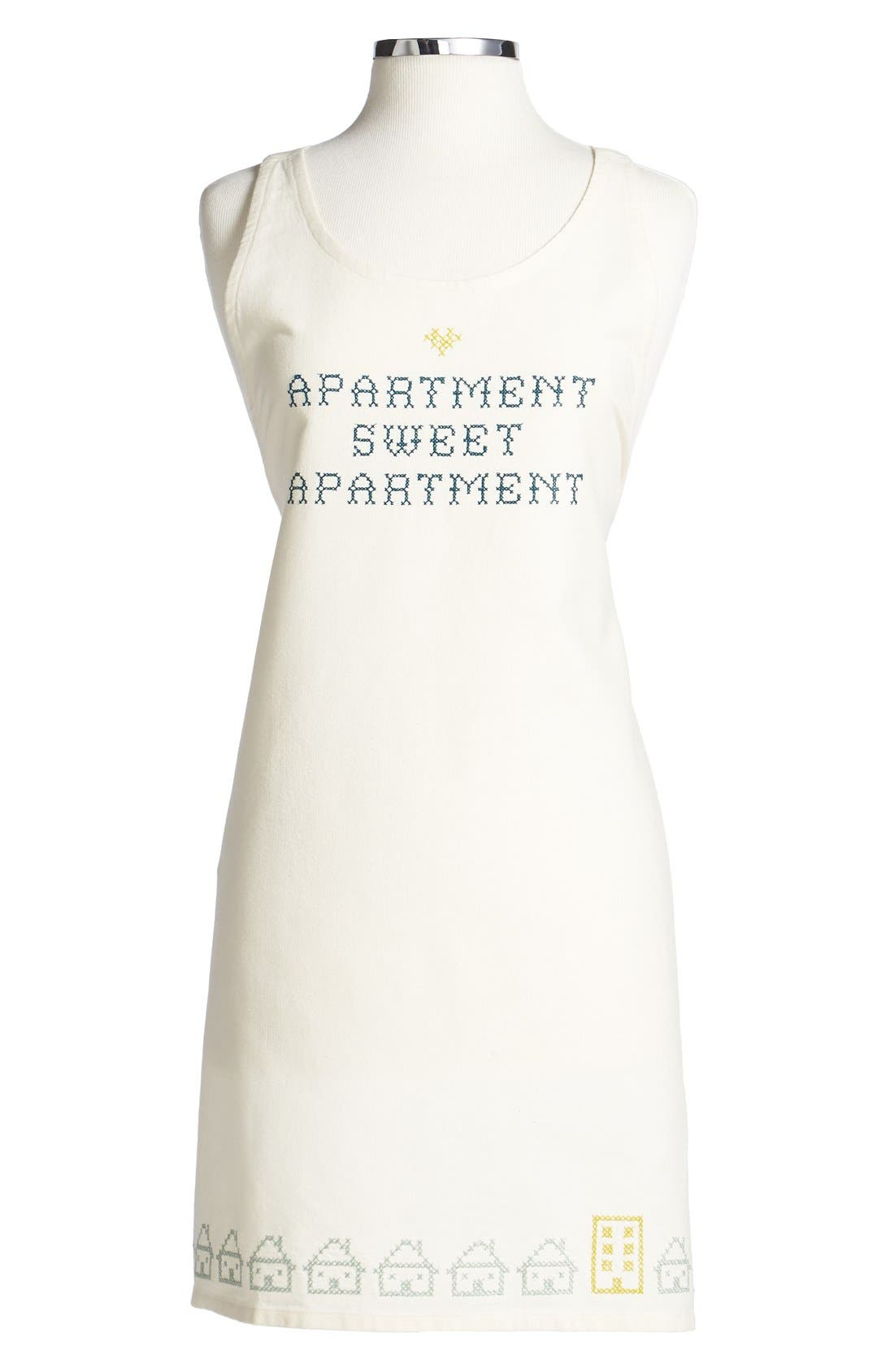 Alternate Image 1 Selected - Nordstrom at Home 'Sweet Apartment' Apron