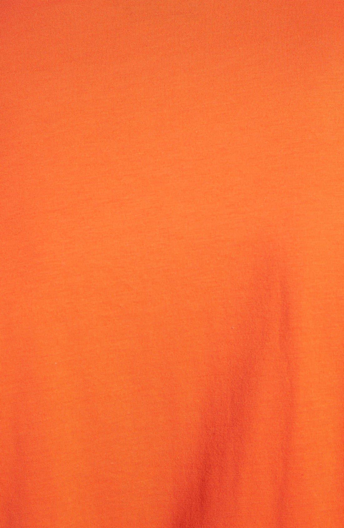Alternate Image 3  - BOSS HUGO BOSS Cotton V-Neck T-Shirt