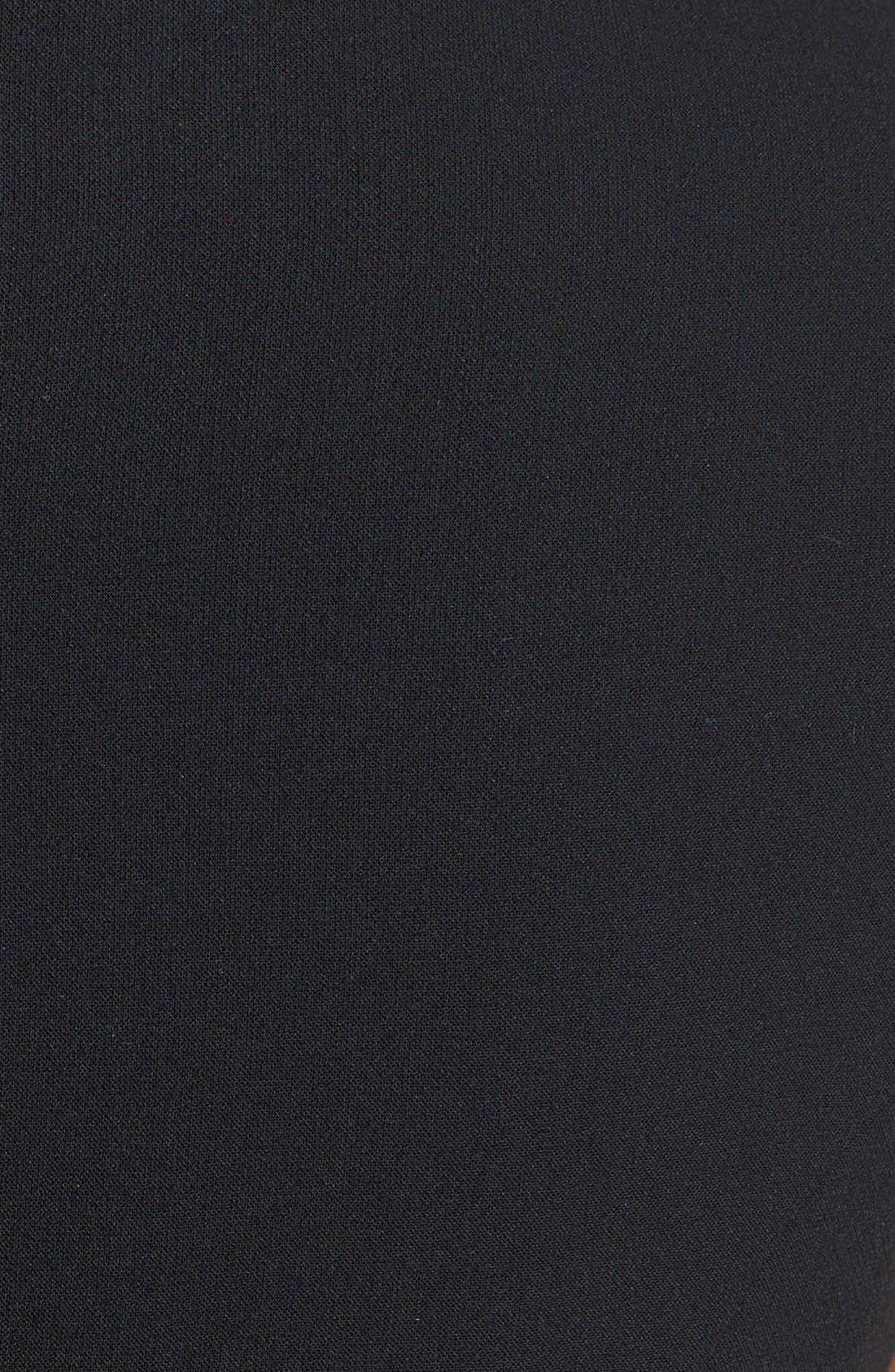 Alternate Image 3  - Tahari Empire Waist Fit & Flare Dress (Petite)