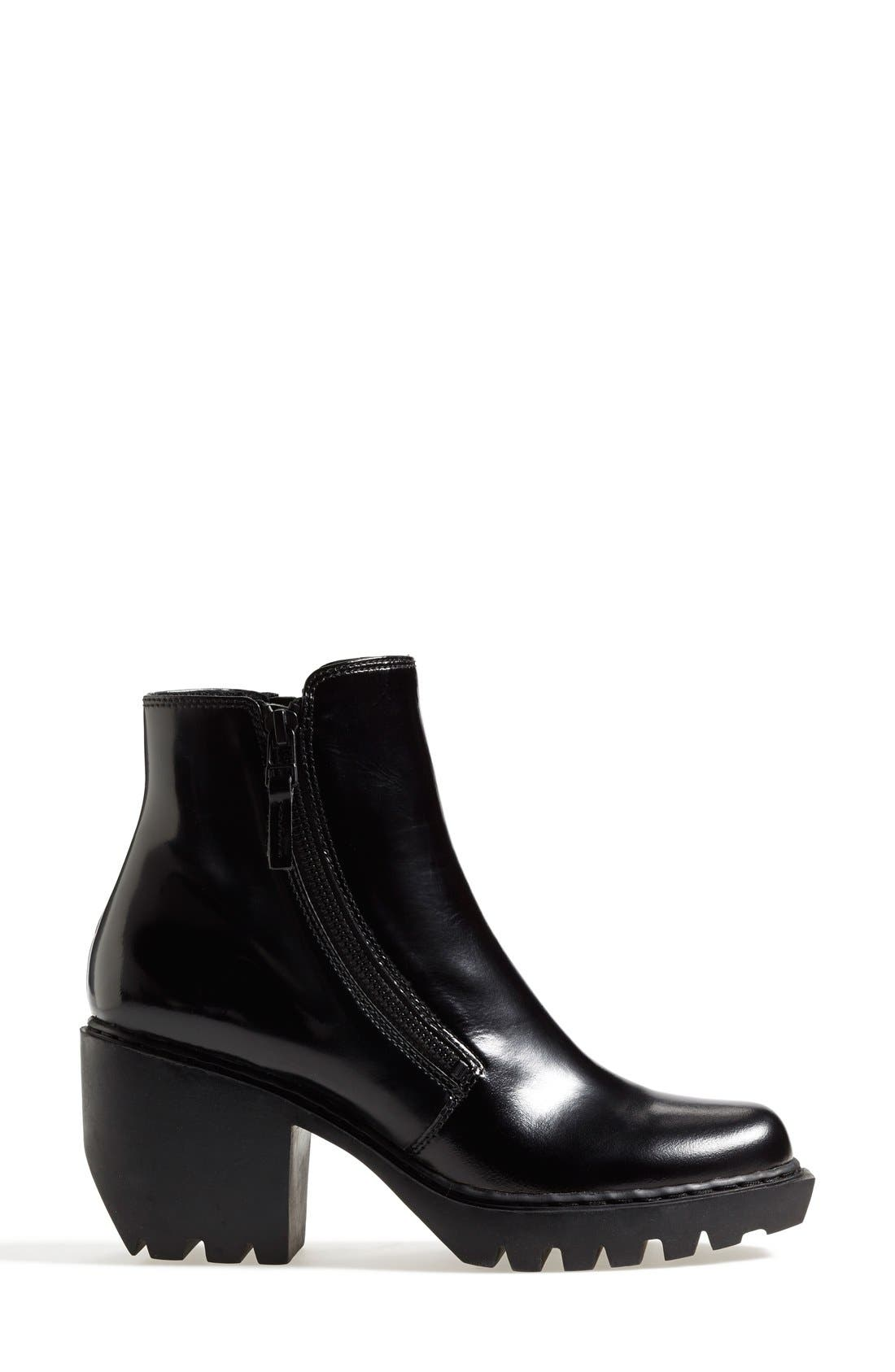 Alternate Image 4  - Opening Ceremony 'Grunge' Double Zip Bootie