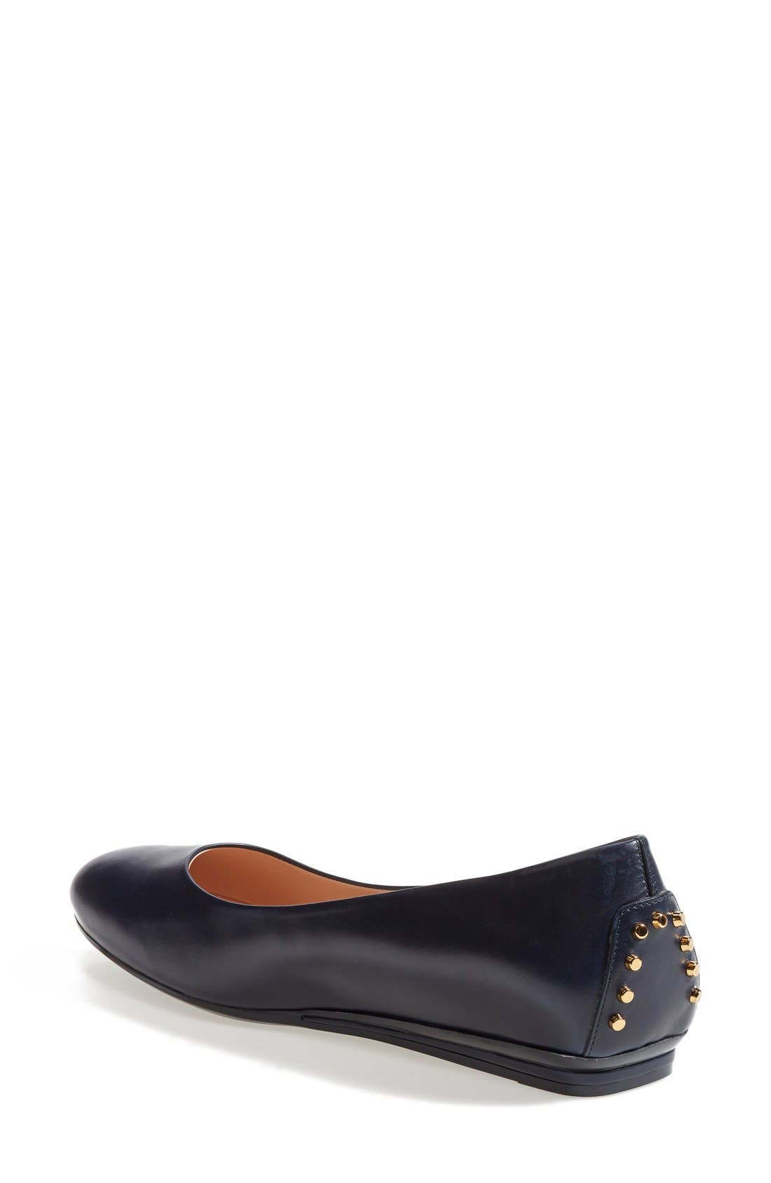 Alternate Image 2  - Tod's Demi Wedge Ballet Flat