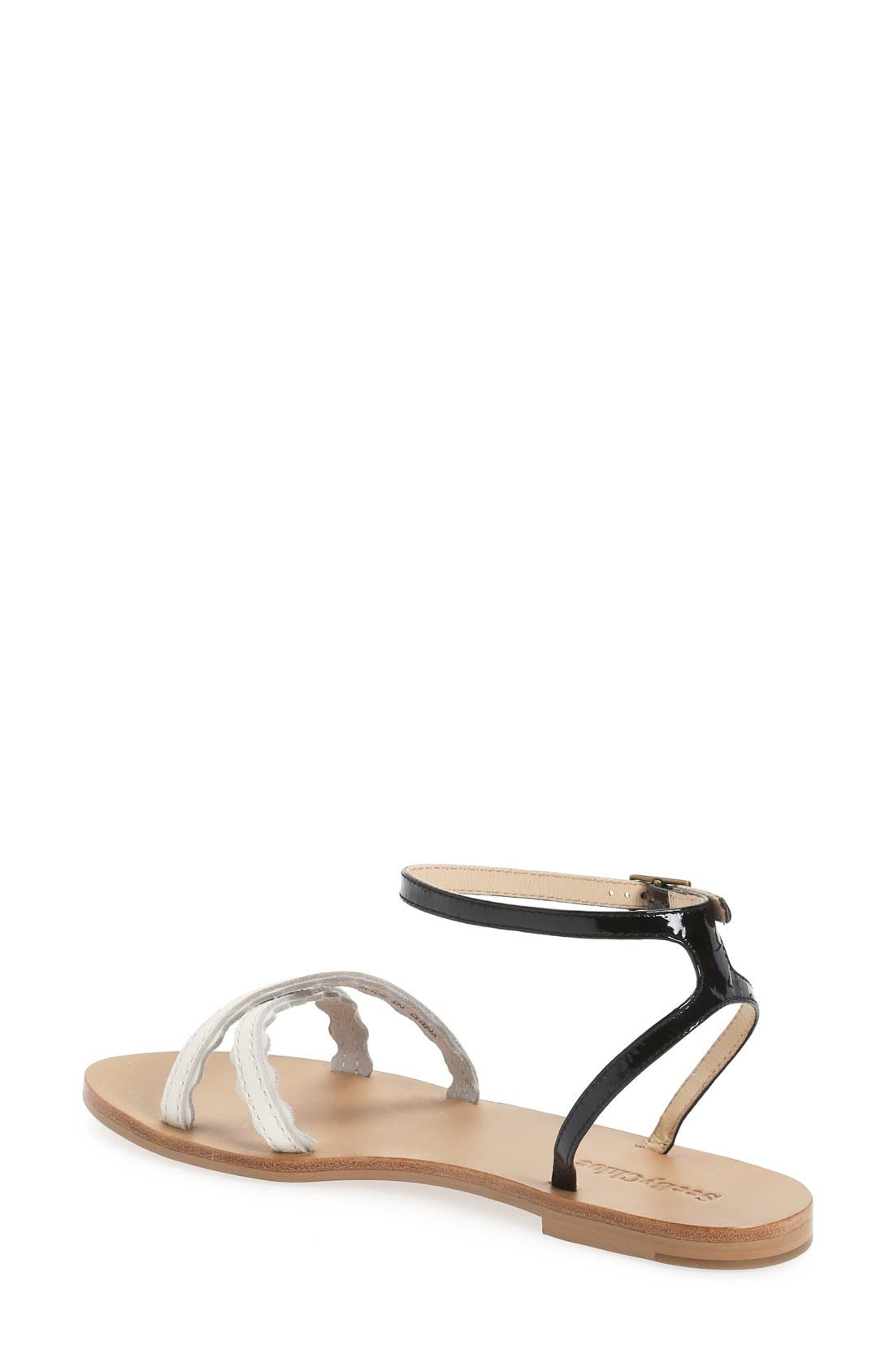 Alternate Image 2  - See by Chloé Flat Sandal