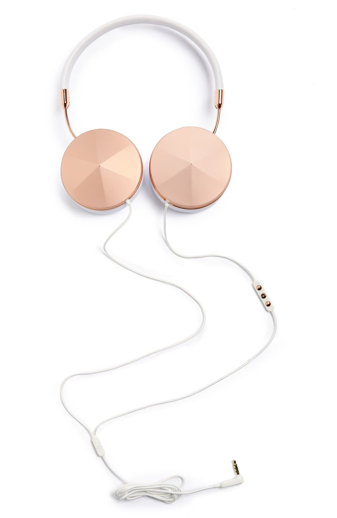 with Benefits 'Taylor' Headphones,                         Main,                         color, Rose/ White