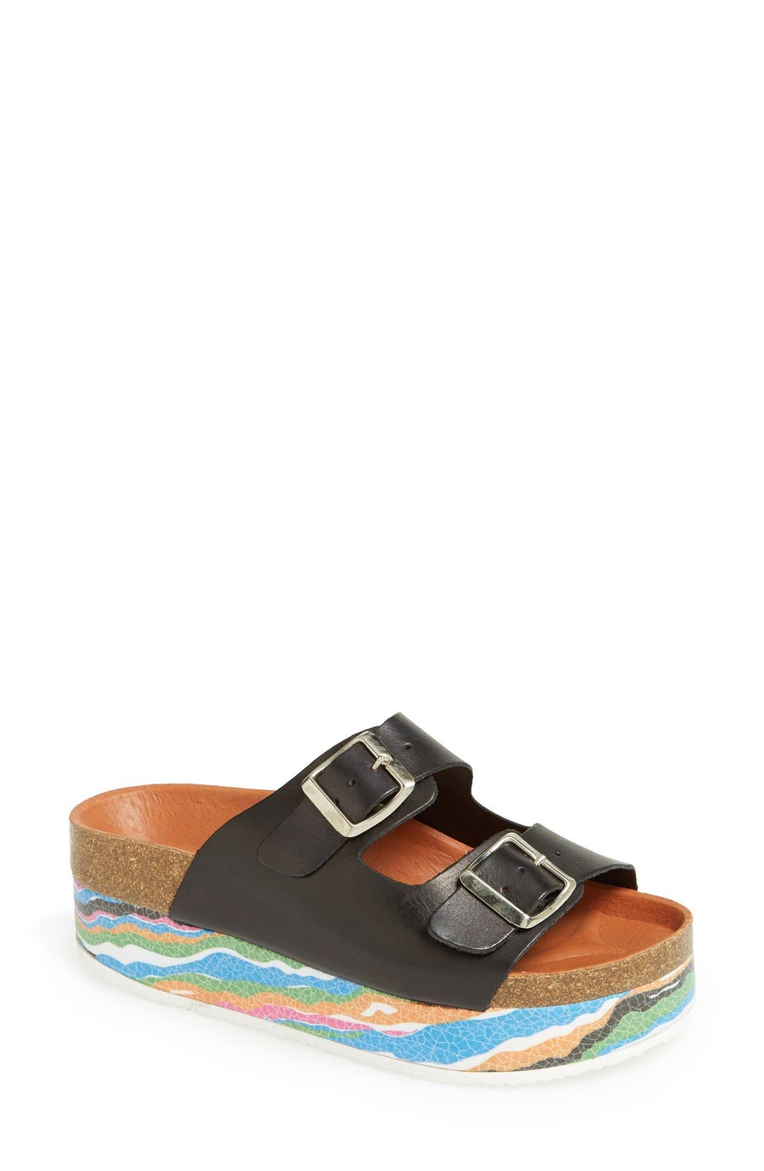 Alternate Image 1 Selected - SIXTYSEVEN 'Cara' Sandal