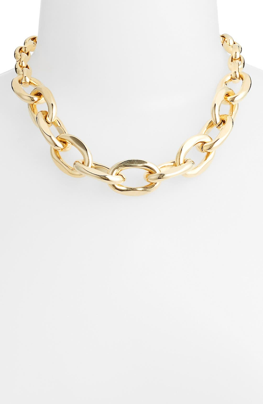 Alternate Image 1 Selected - Nordstrom Chunky Link Collar Necklace