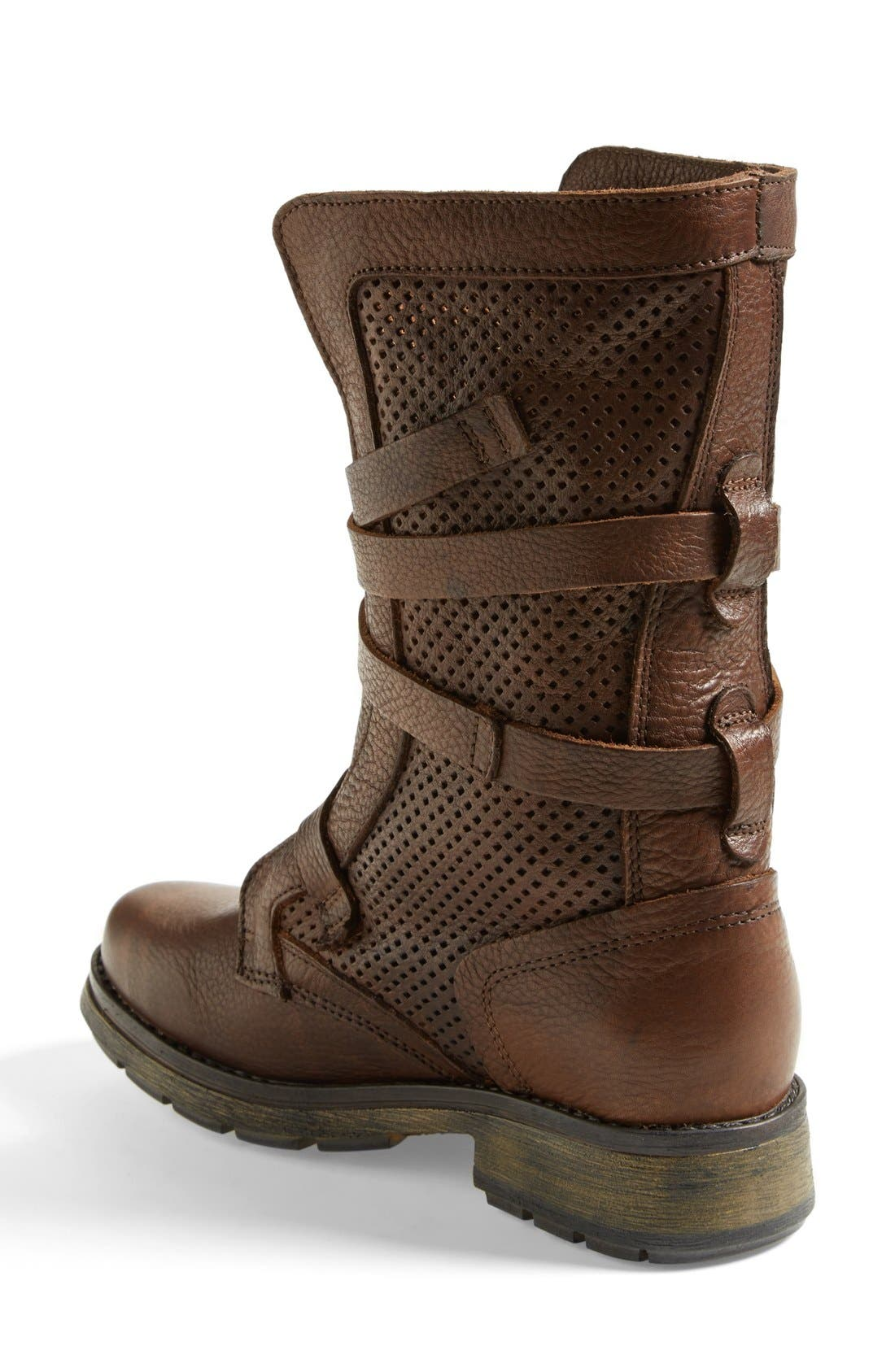Alternate Image 2  - Steve Madden 'Bosston' Leather Boot (Women)