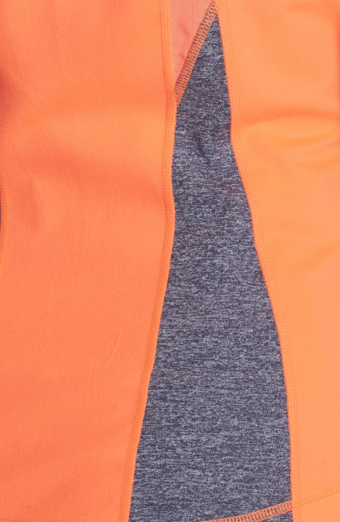 Alternate Image 3  - Zella 'Seasons' Mélange Jacket