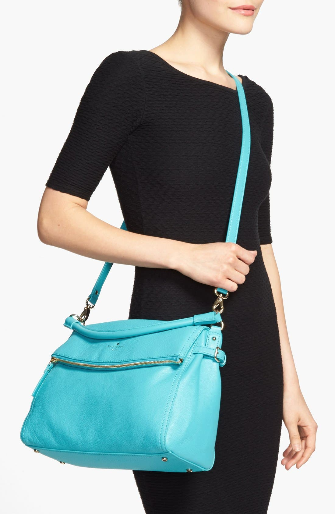 Alternate Image 2  - kate spade new york 'cobble hill - little minka' satchel