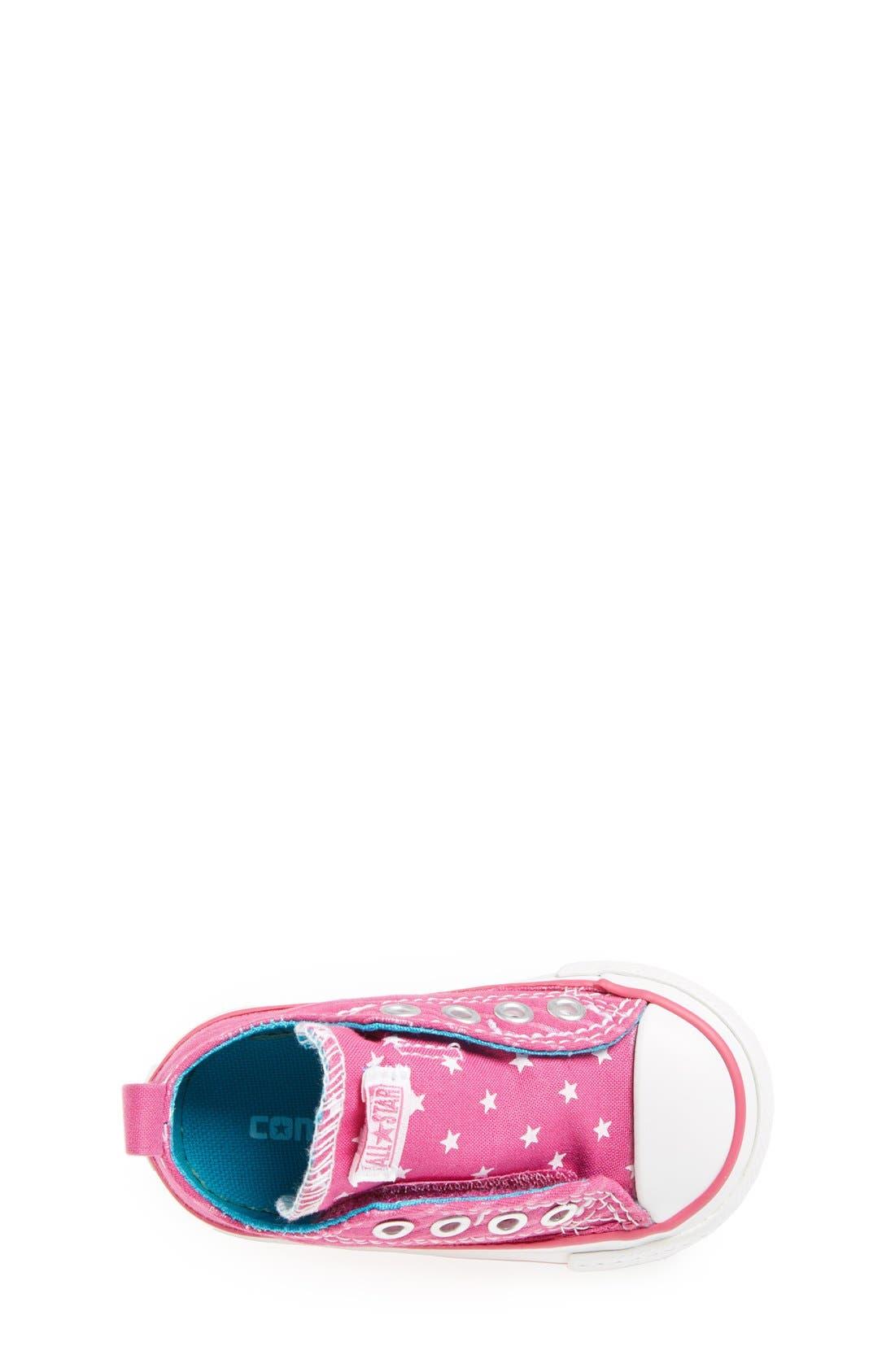 Alternate Image 3  - Converse All Star® Slip-On Sneaker (Baby, Walker & Toddler)