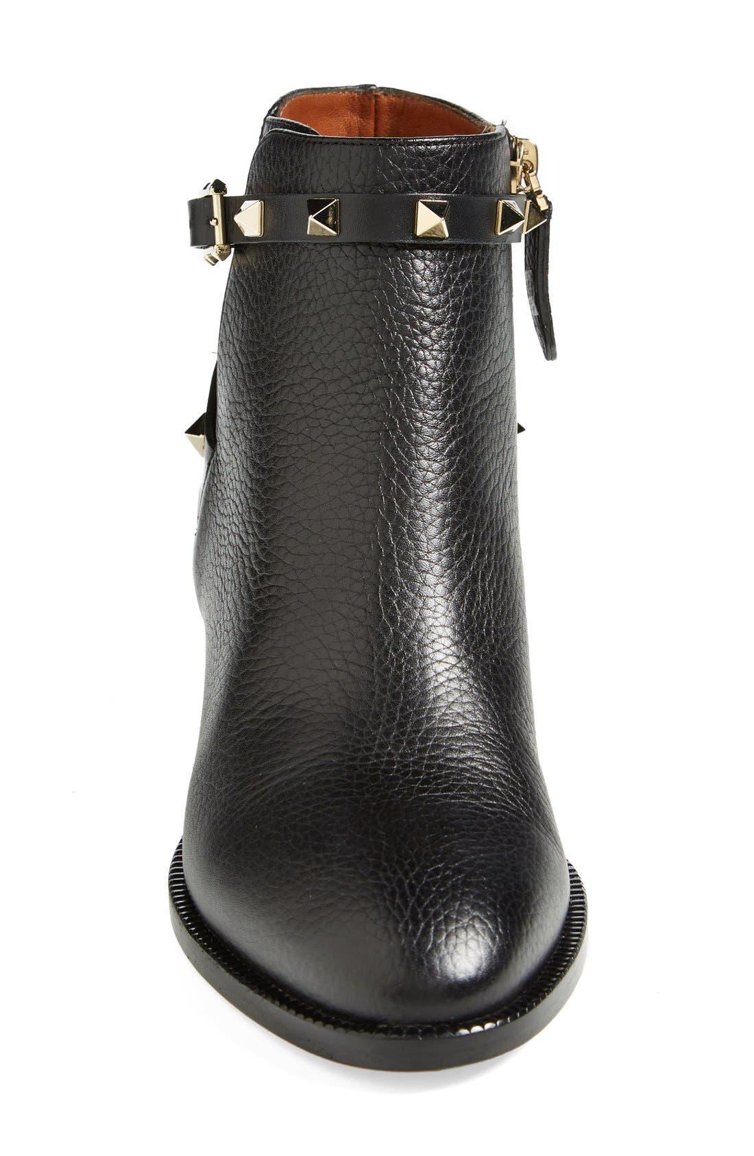 Alternate Image 3  - VALENTINO GARAVANI 'Rockstud' Ankle Boot (Women)