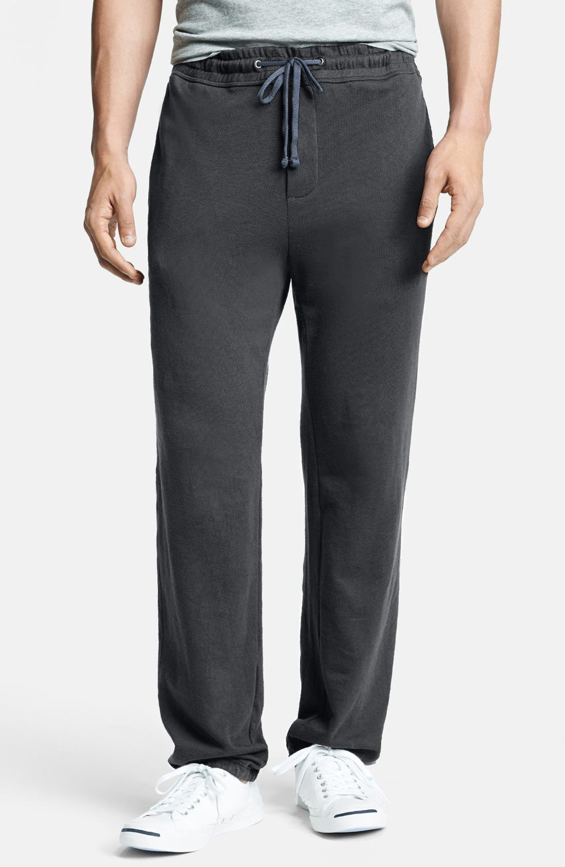 Alternate Image 1 Selected - James Perse 'Classic' Sweatpants