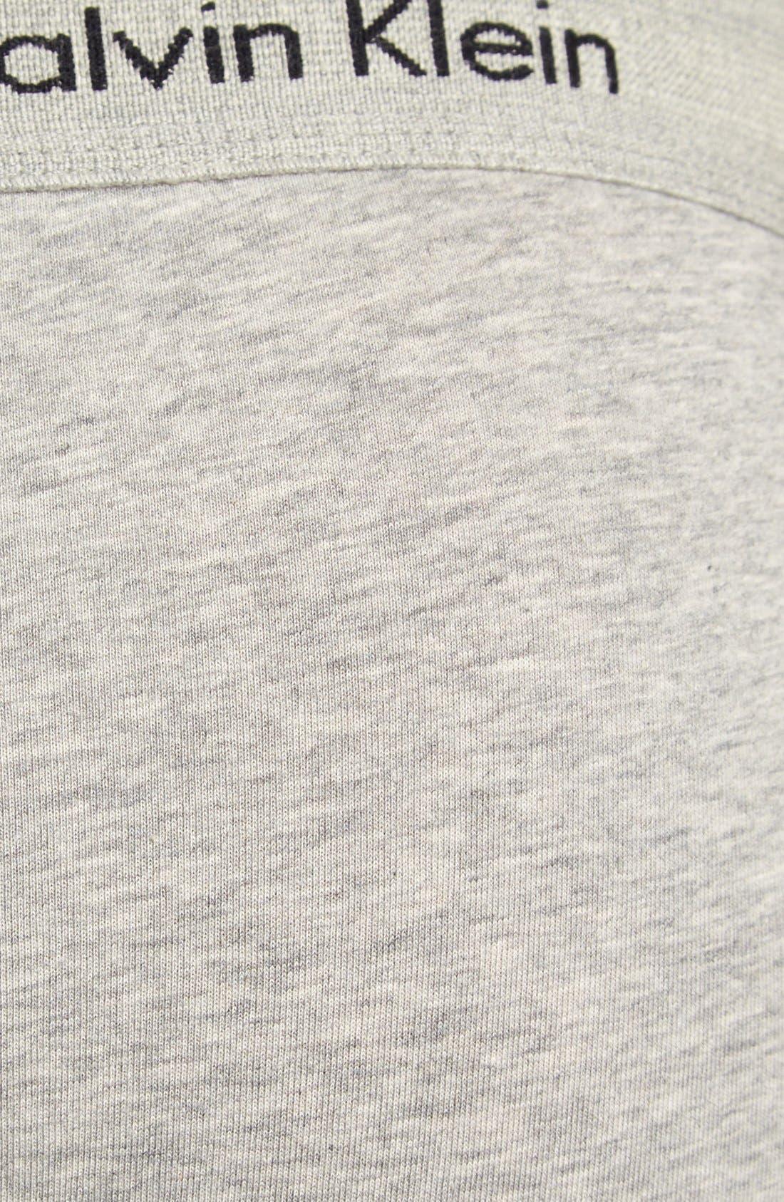 Alternate Image 3  - Calvin Klein 'U2671' Stretch Cotton Briefs (2-Pack)