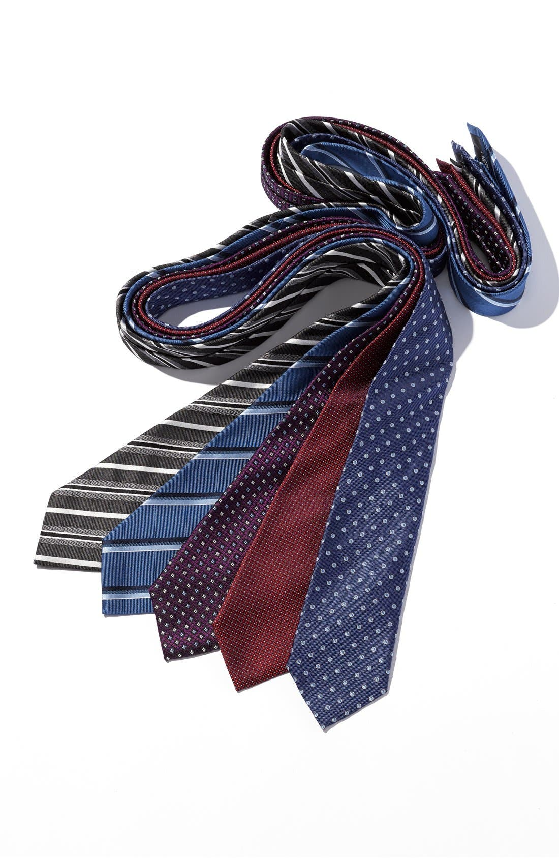 Alternate Image 3  - BOSS HUGO BOSS Woven Silk Tie