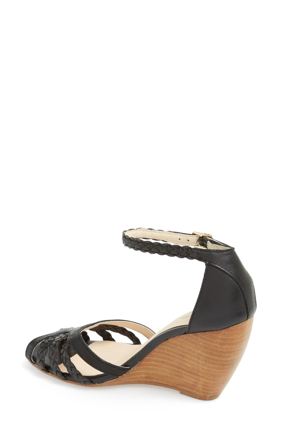 Alternate Image 2  - Seychelles 'Like a Lady' Wedge Sandal (Women)