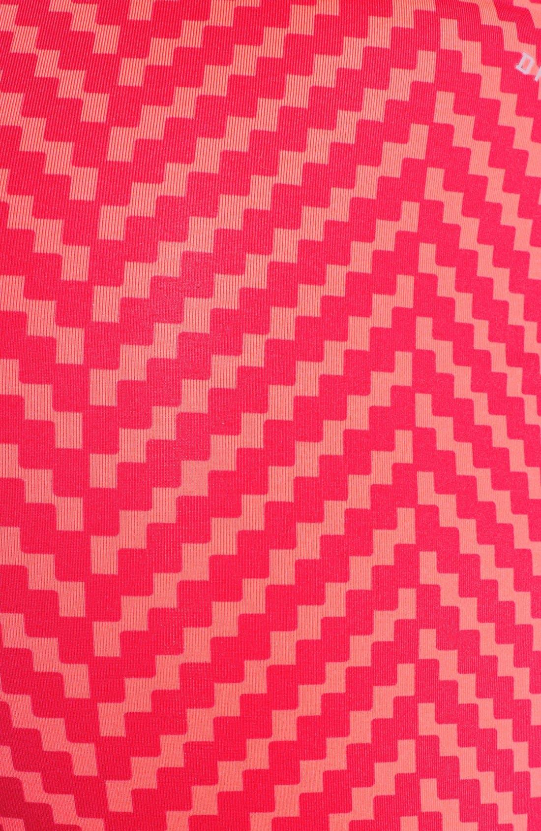 Alternate Image 3  - Nike 'Pro Core - Zigzag' Compression Shorts