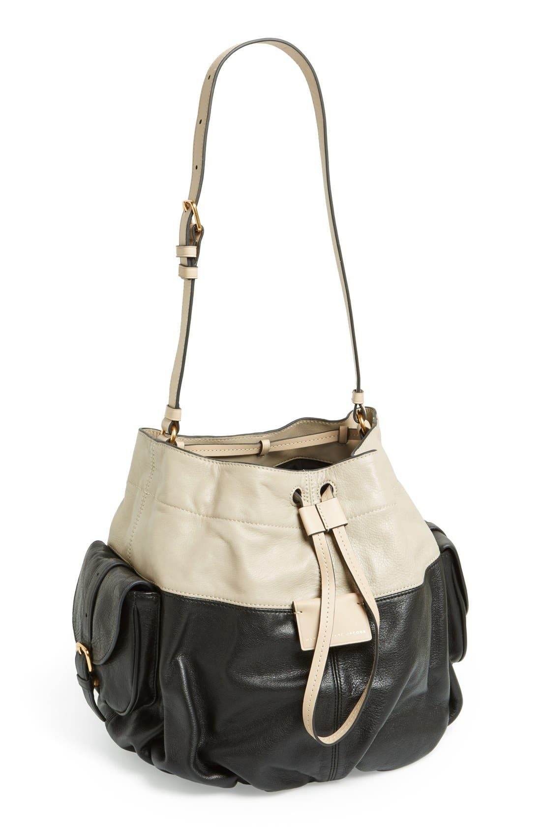 Alternate Image 1 Selected - MARC BY MARC JACOBS 'Gather Round' Drawstring Bag