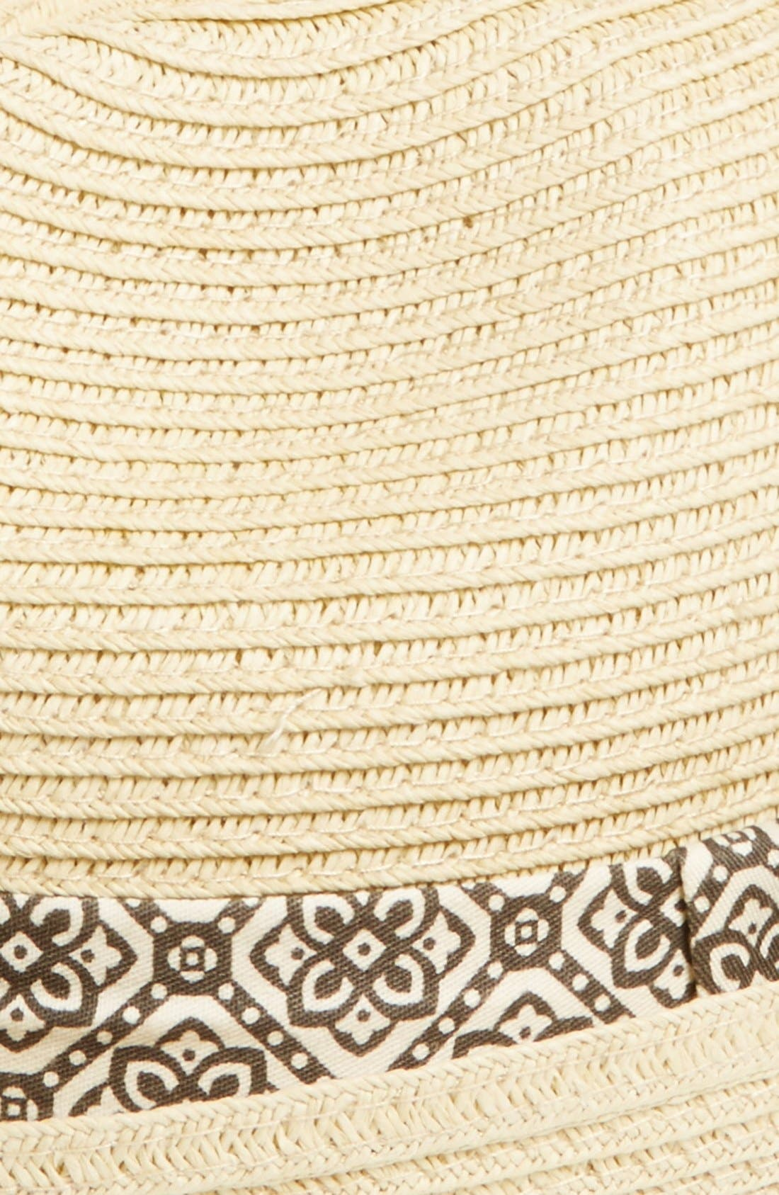 Alternate Image 2  - San Diego Hat Fedora (Toddler Boys)