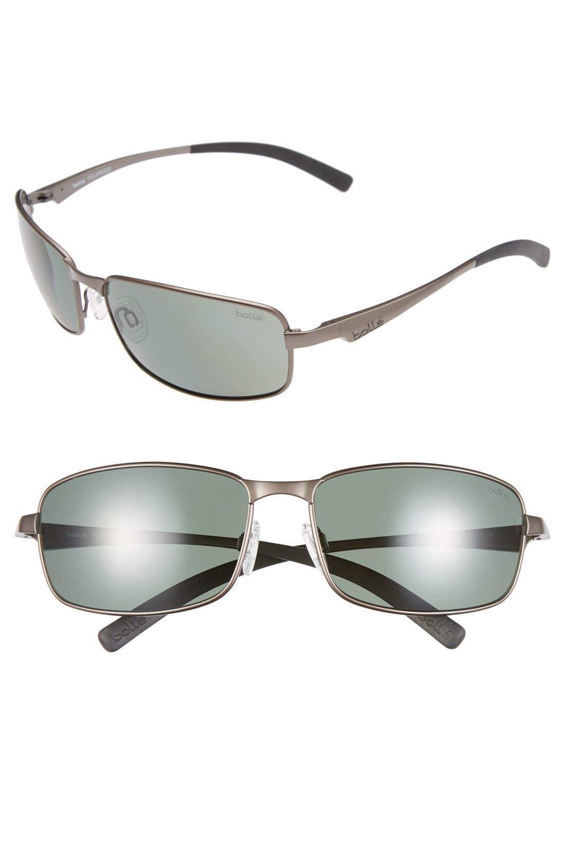 Alternate Image 1 Selected - Bolle 'Key West' 62mm Polarized Sunglasses