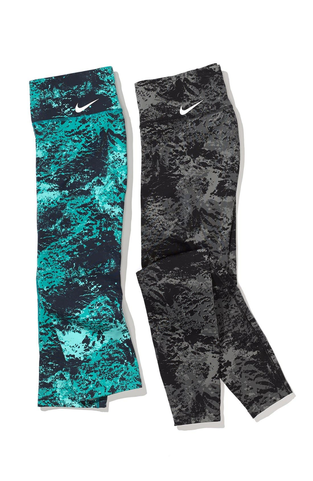 Alternate Image 5  - Nike 'Legendary' Print Dri-FIT Tights (Online Only)