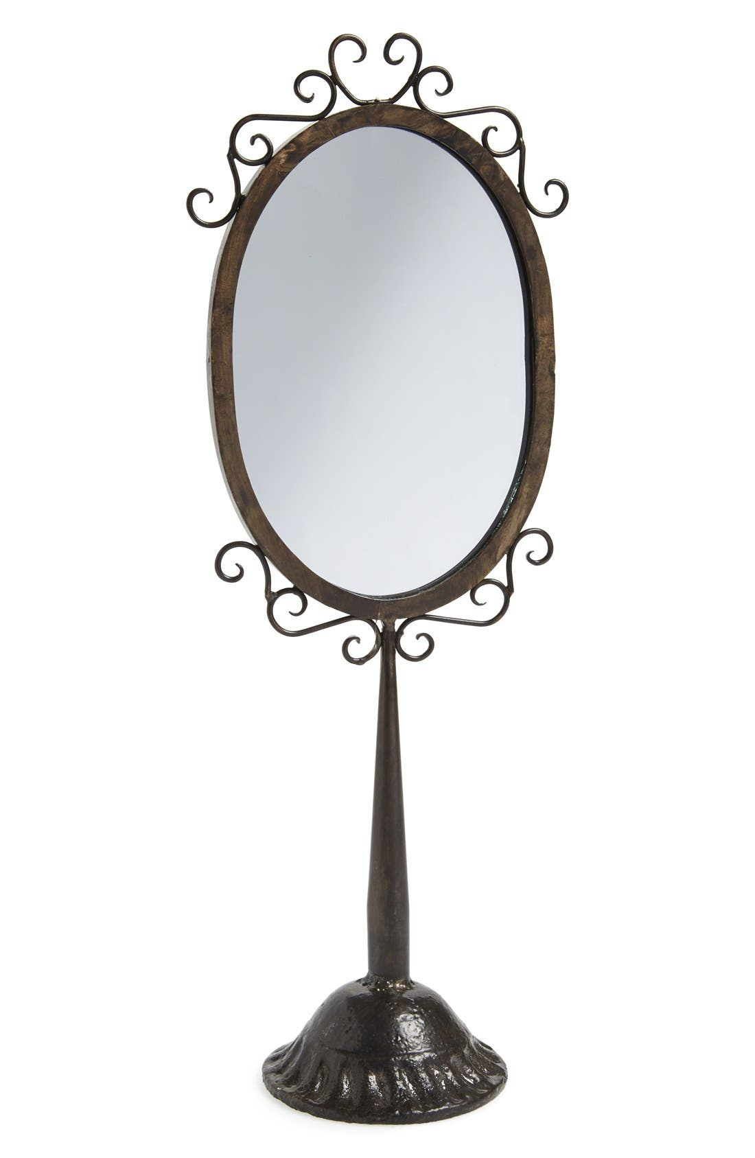 Alternate Image 1 Selected - VIP International Tabletop Mirror