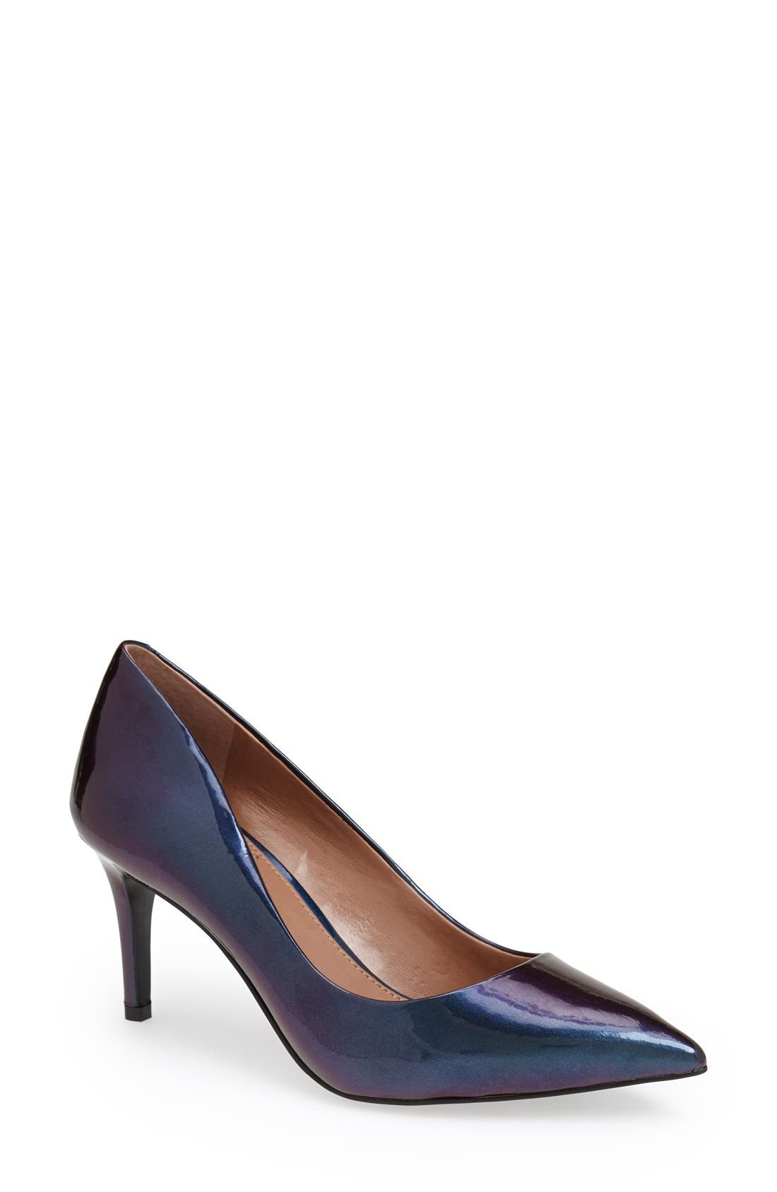 Alternate Image 1 Selected - Vince Camuto 'Cassina' Pointy Toe Pump (Women)