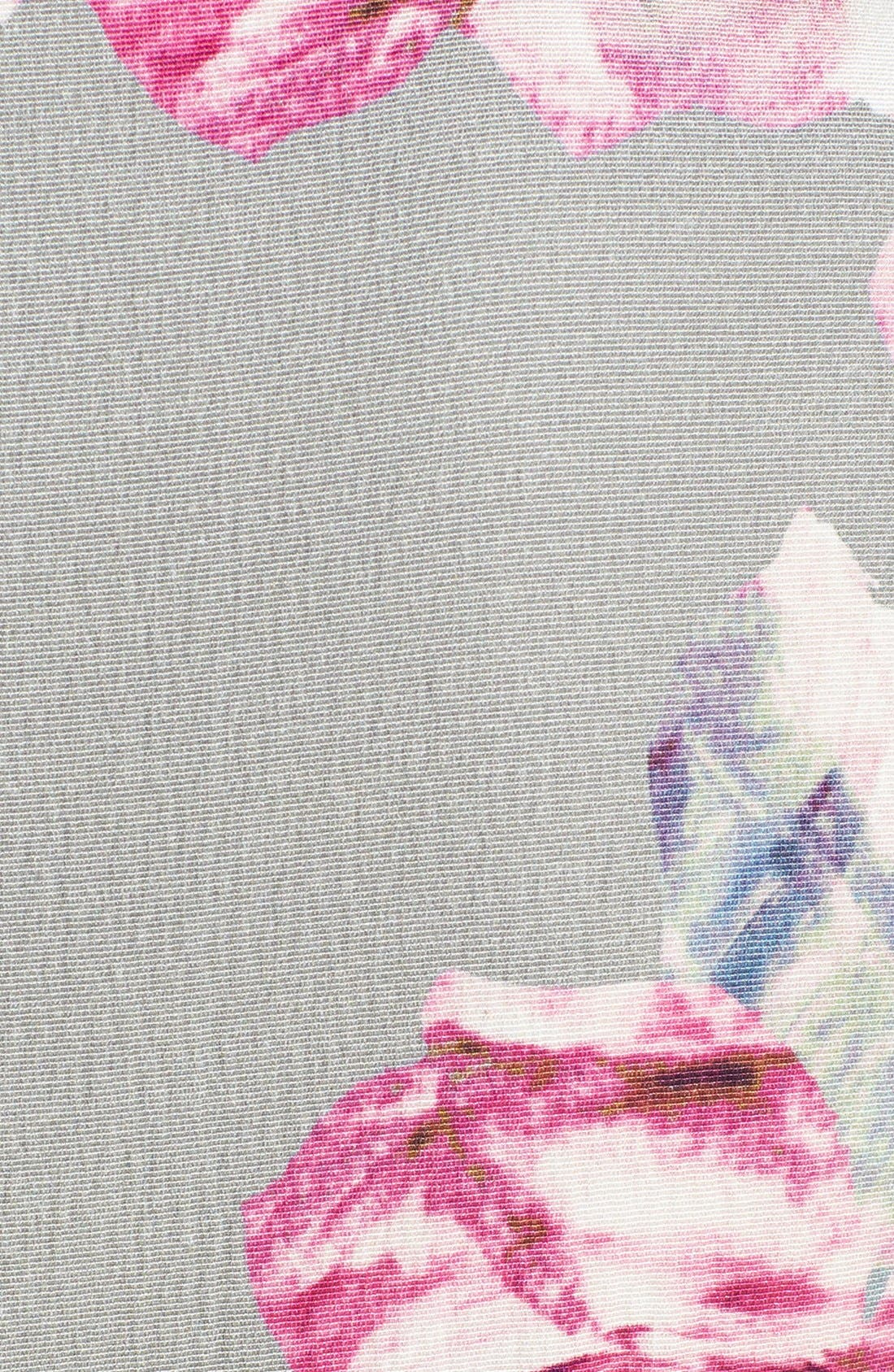 Alternate Image 3  - Trina Turk 'Kurdson' Print Woven Sheath dress